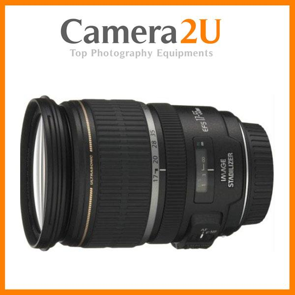 NEW Canon EF-S 17-55mm F2.8 IS USM EFS Lens