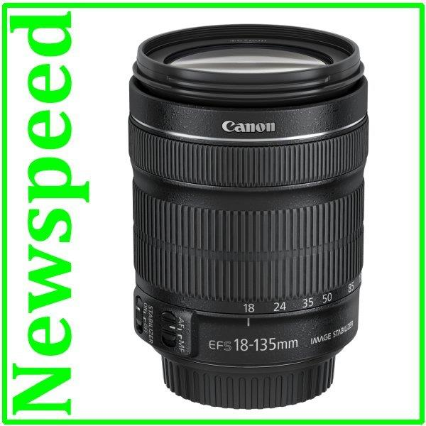 New Canon EF-S 18-135mm f/3.5-5.6 IS STM Lens (Canon MSIA)