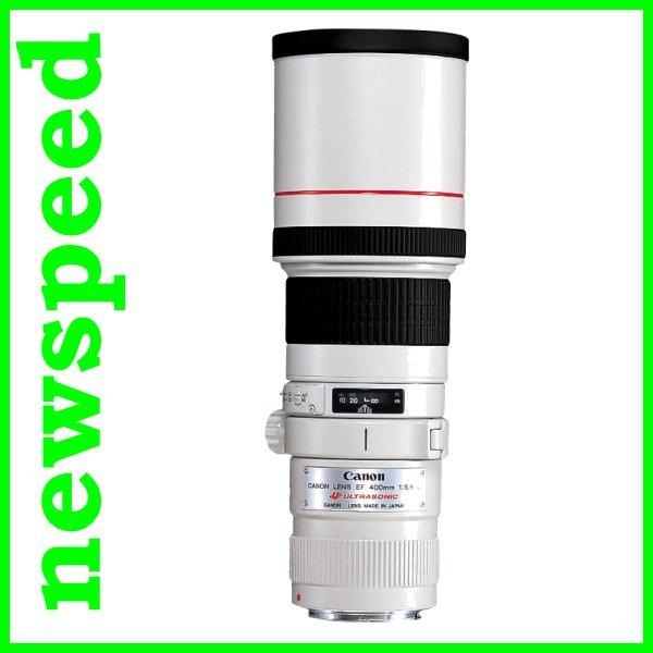 New Canon EF400mm EF 400mm F5.6L USM Lens (Import)