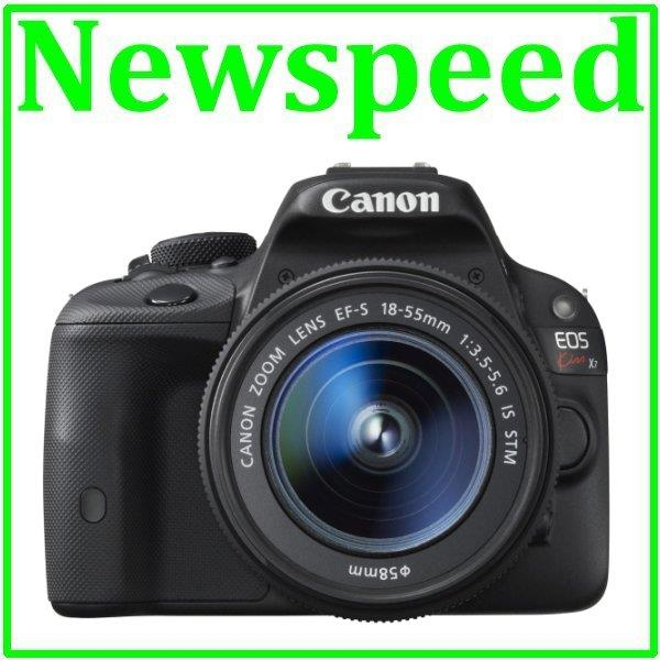 Canon EOS 100D Kiss X7 18-55 STM Lens Digital Camera +8GB+Bag