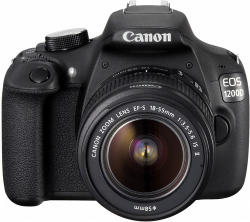 Canon EOS 1200D Kit 18-55mm IS II Lens- Free Shipping!!!