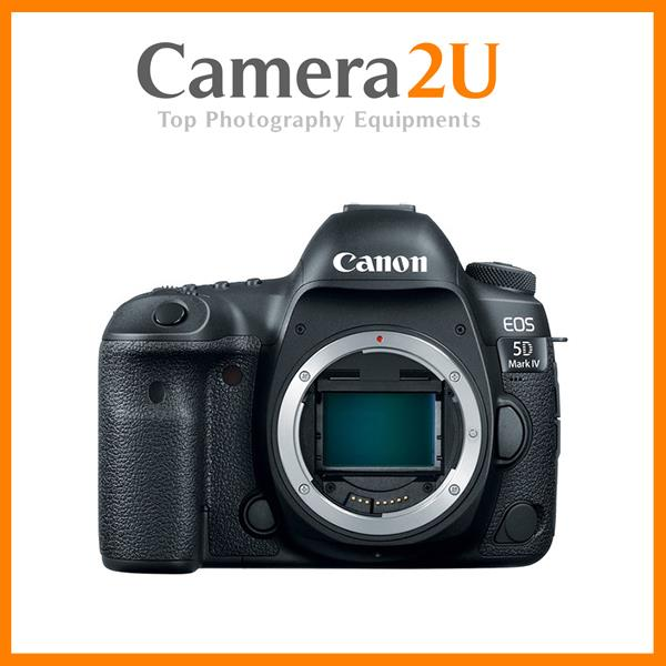 New Canon EOS 5D Mark MK IV 4 Body (Canon MSIA)