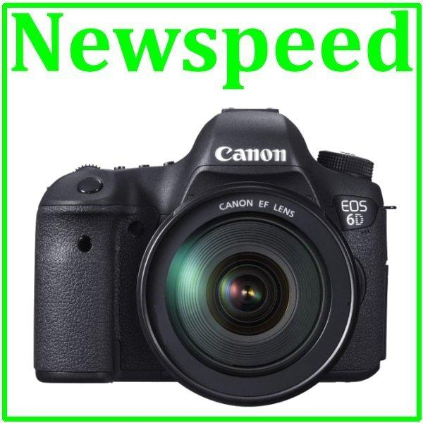 Canon EOS 6D 24-70mm F4L Lens  Digital DSLR Camera (Canon MSIA)