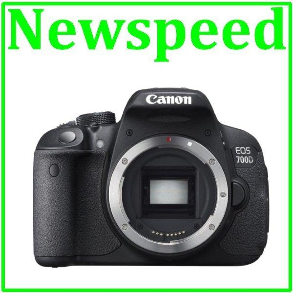 New Canon EOS 700D Body Digital DSLR Camera +8GB+Bag