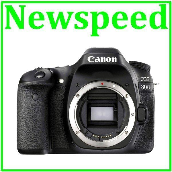 Canon EOS 80D DSLR Camera Body +8GB+Bag (Import)