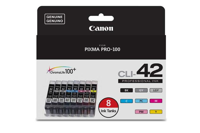 CANON INK CARTRIDGE, CLI-42