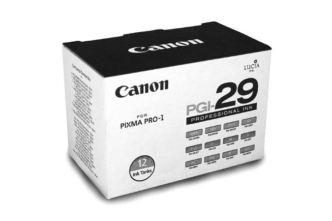 CANON INK CARTRIDGE, PGI-29