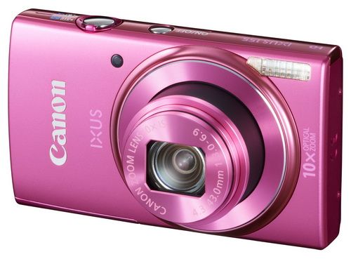 Canon IXUS 155(PINK) Digital Camera(Free 8GB + Case)- Free Shiping!!