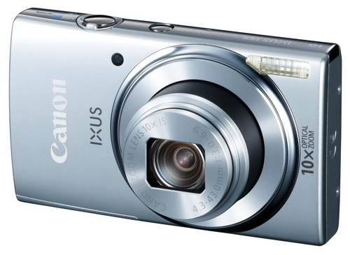 Canon IXUS 155(SILVER) Digital Camera(Free 8GB + Case)- Free Shiping!!