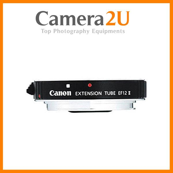 NEW Canon Lens Extension Tube EF 12 II