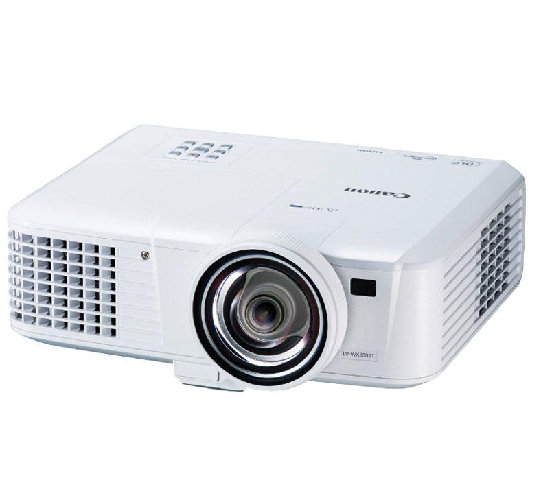 Canon LV-WX300ST DLP Projector (9880B003AA)
