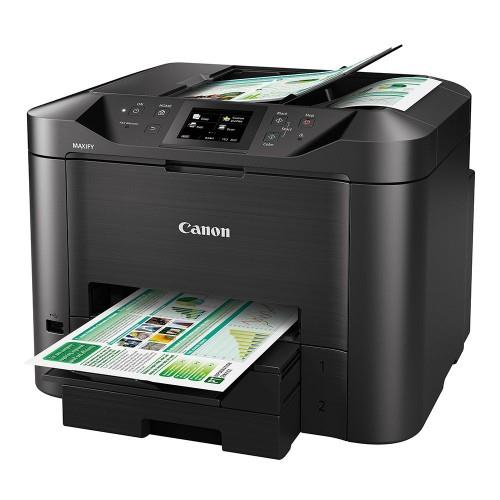 CANON MAXIFY MB5470 Inkjet Color Printer *FREE RM50 AEON*