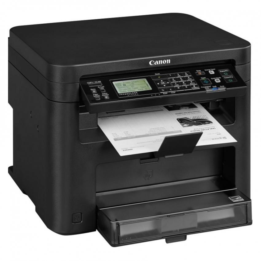 Canon MF212W Wifi Wired All-In-One Mono Laser Printer