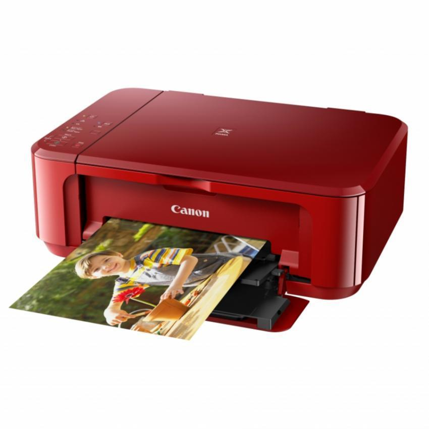 Canon MG3670 Pixma Wireless Photo All-in-One Color Inkjet Printer