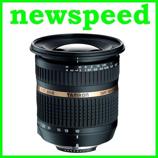 New Canon mount Tamron 10-24mm F3.5-4.5 SP AF Di II LD IF Lens