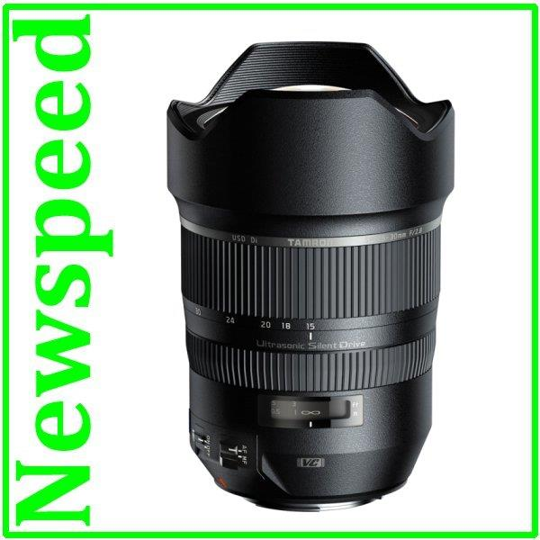 New Canon Mount Tamron 15-30MM F2.8 SP Di VC USD Lens