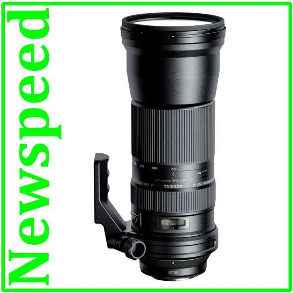 New Canon Mount Tamron 150-600mm F5-6.3 SP Di VC USD Lens