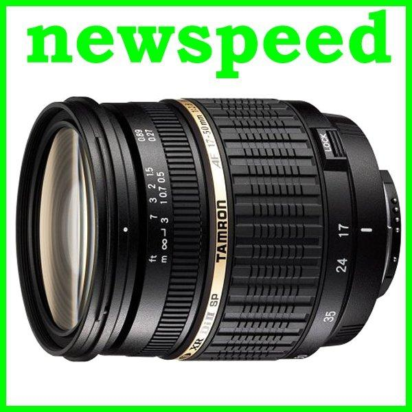 New Canon Mount Tamron 17-50mm F2.8 SP AF XR Di II LD IF Lens