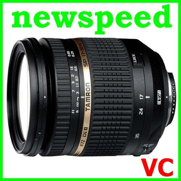 New Canon mount Tamron 17-50mm F2.8 SP AF XR Di II VC Lens