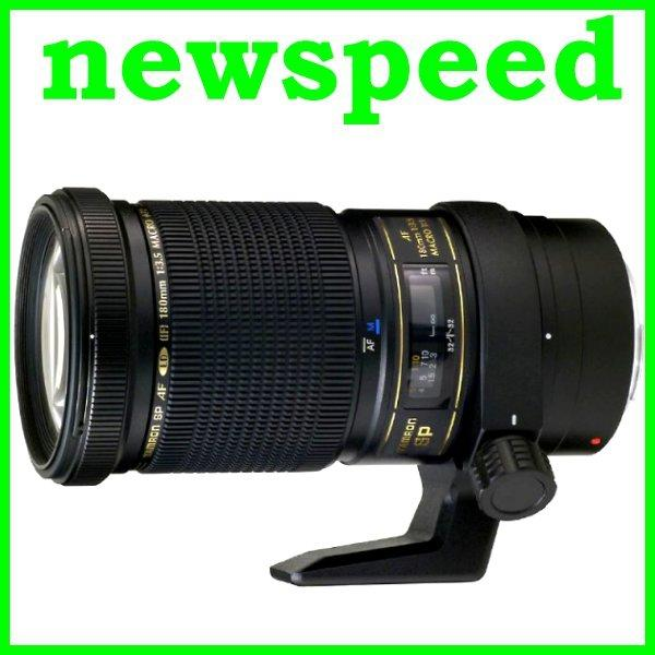 New Canon mount Tamron 180mm F3.5 SP AF Di LD IF 1:1 Macro Lens
