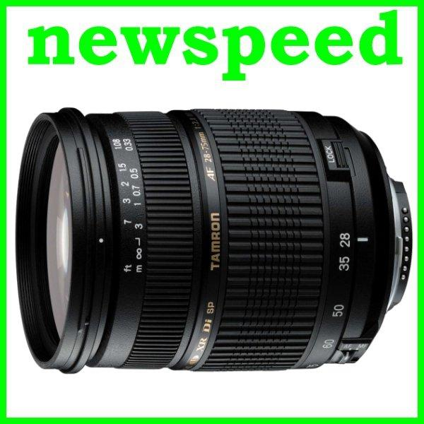 New Canon mount Tamron 28-75mm F2.8 SP AF  XR Di LD IF Lens