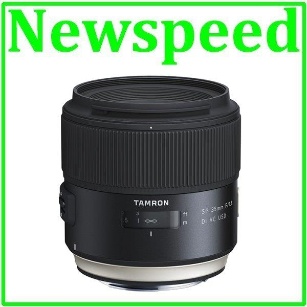 Canon Mount Tamron 35mm F1.8 SP Di VC USD Lens