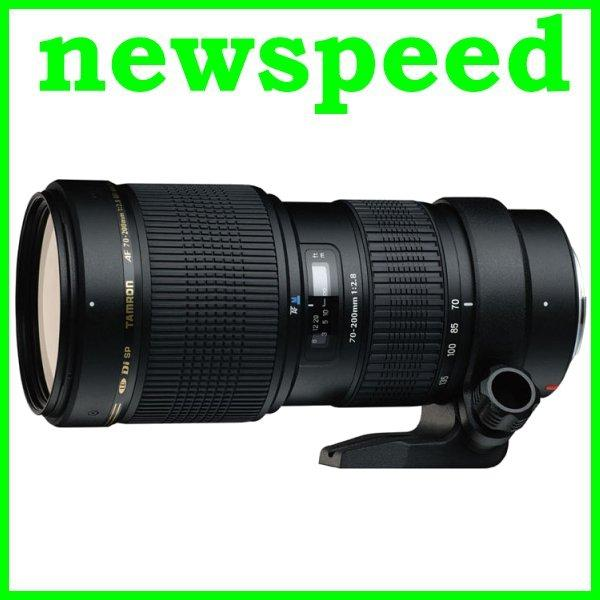 New Canon mount Tamron 70-200mm F2.8 AF Di LD IF Macro Lens