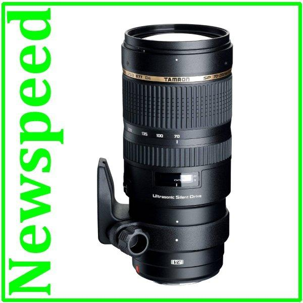 New Canon Mount Tamron 70-200MM F2.8 SP Di VC USD Lens
