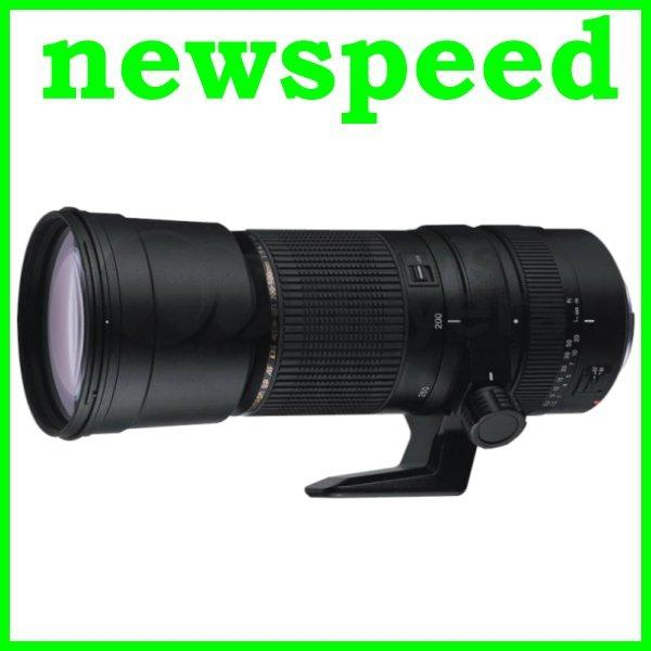 New Canon mount Tamron SP AF 200-500mm F5-6.3 Di LD IF Lens