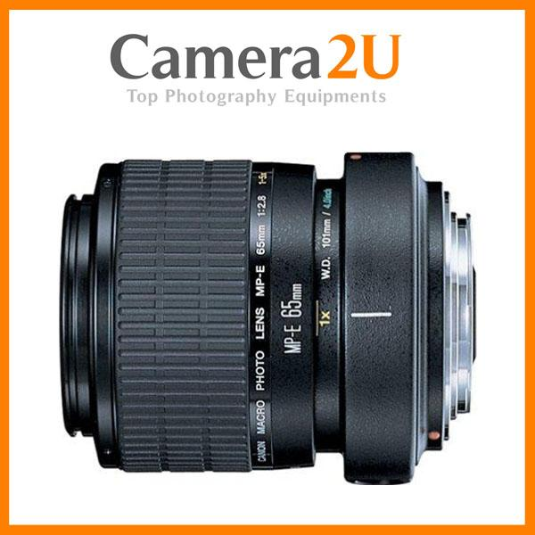 NEW Canon MP-E 65mm f/2.8 1-5x Macro Photo