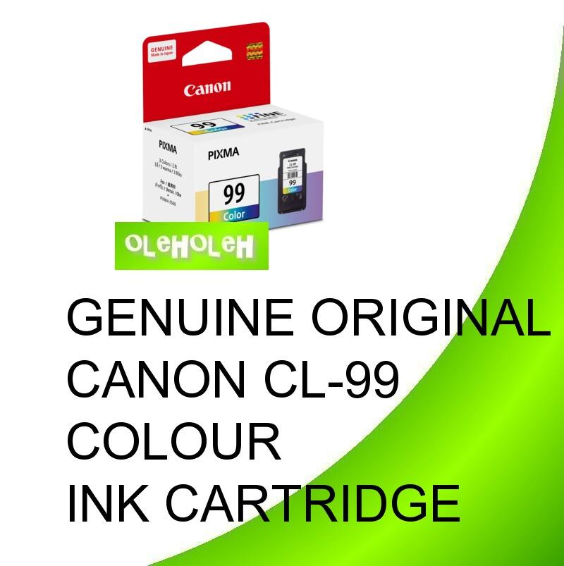 Canon Original CL-99 CL99 Colour INK Cartridge E560