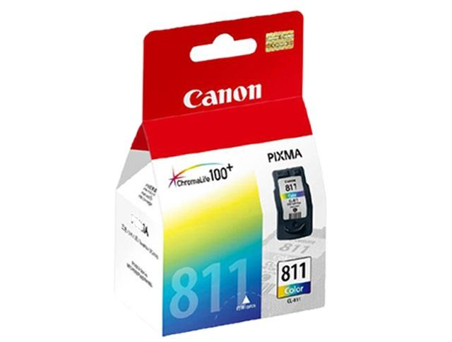 Canon Original Ink Cartridge CL811 Color 811 ip2770 ip2772 MP 258 278