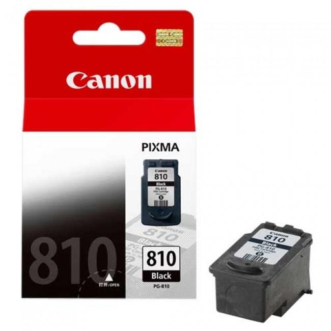 Canon Original Ink PG810/PG810B/810B PG-810 MP237 MP245 MP276 MP496 B