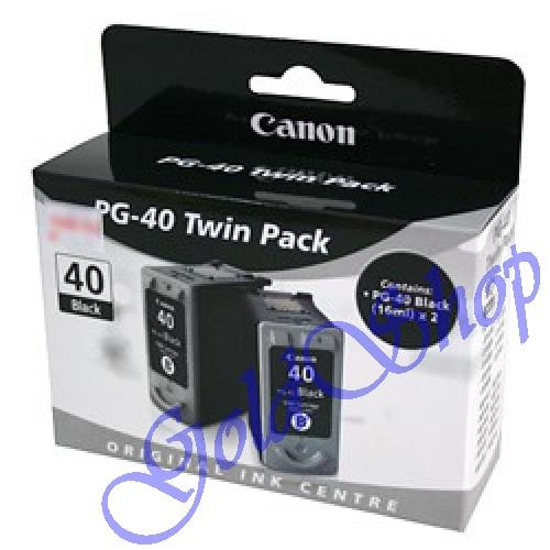 CANON PG40 + PG40 TWIN PACK