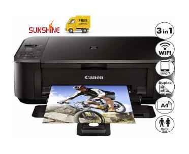 Canon PIXMA E560 3in1 WiFi Printer Print,Scan,Copy E 560