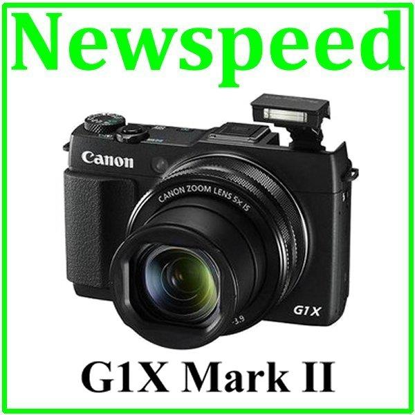Canon PowerShot G1X Mark II MK II MK2 Digital Camera