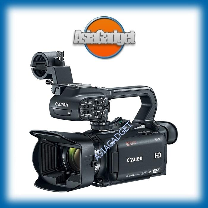 Canon XA30 Professional Full HD Camcorder