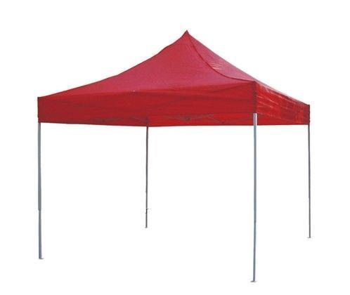 Canopy Tent for Event Khemah Kanopi Red and Blue - 3m x 3m
