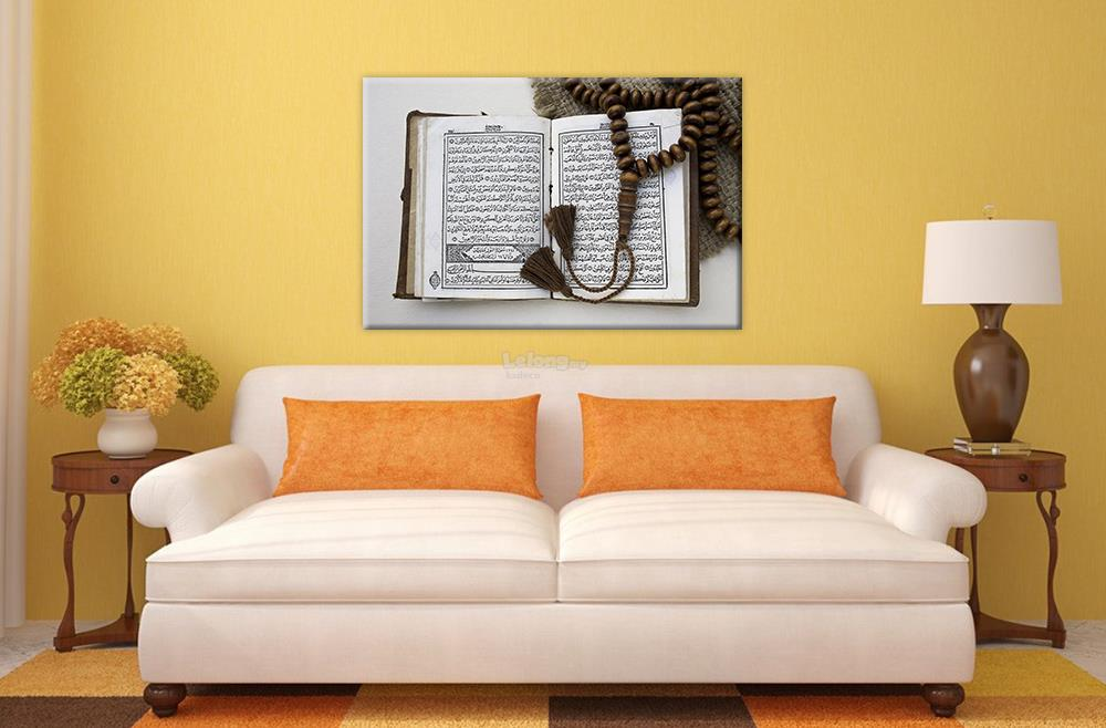 Canvas print 80cm(W) x 50cm(H) (With Frame) 18001937