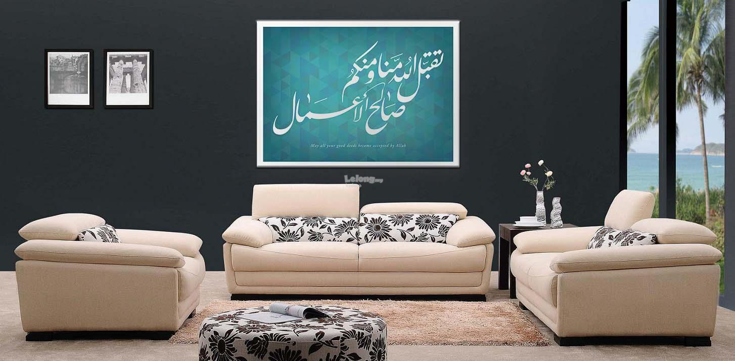 Canvas print 80cm(W) x 50cm(H) (Frameless) 45453751