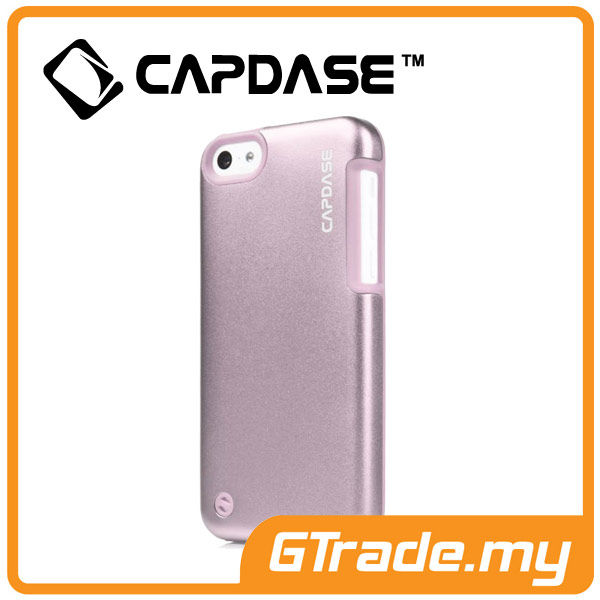 CAPDASE Alumor Jacket Case Elli | Apple iPhone 5C - Pink