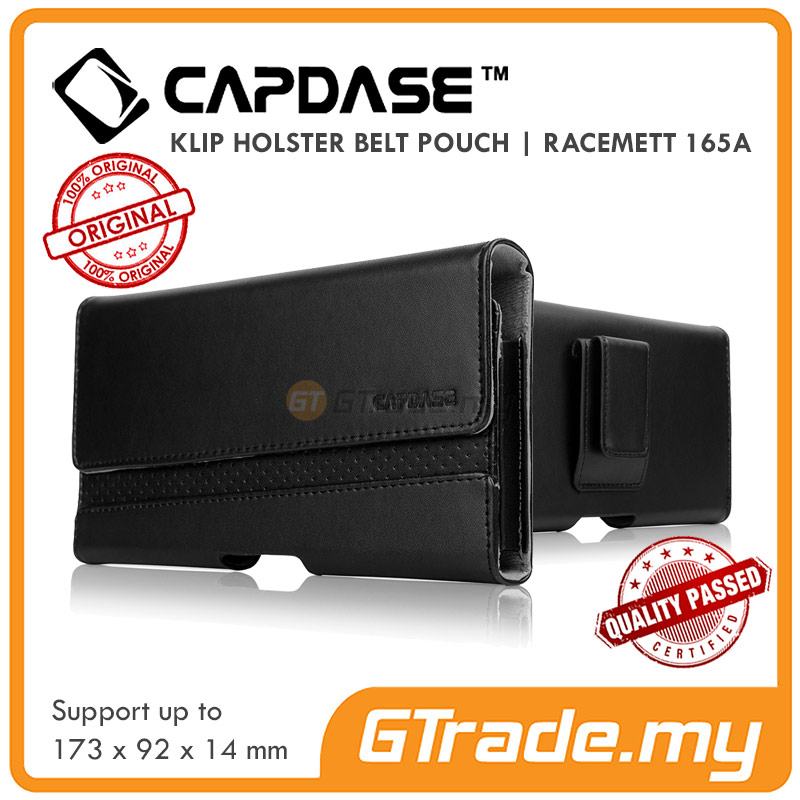 CAPDASE Belt Pouch Klip Holster | Sony Xperia Z5 Premium Oppo F1 Plus