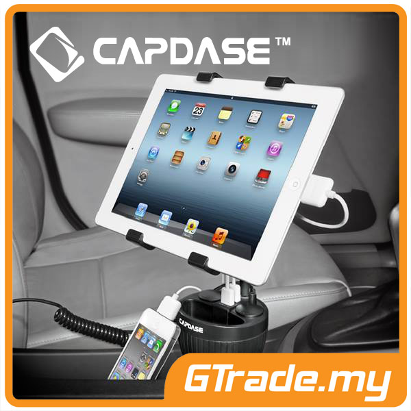 CAPDASE Car Charger Tablet Holder 3.4A Samsung Galaxy Note Tab S2 S A