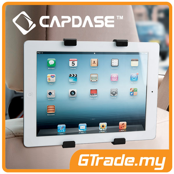 CAPDASE Car Headrest Tablet Holder Apple iPad Air Mini 5 4 3 2 1