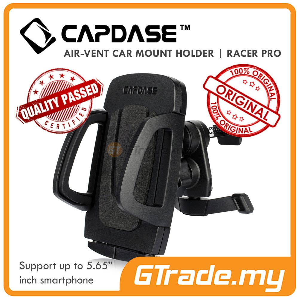 CAPDASE Car Phone Holder Air Vent PRO Samsung Galaxy S7 S6 Edge S5 S4