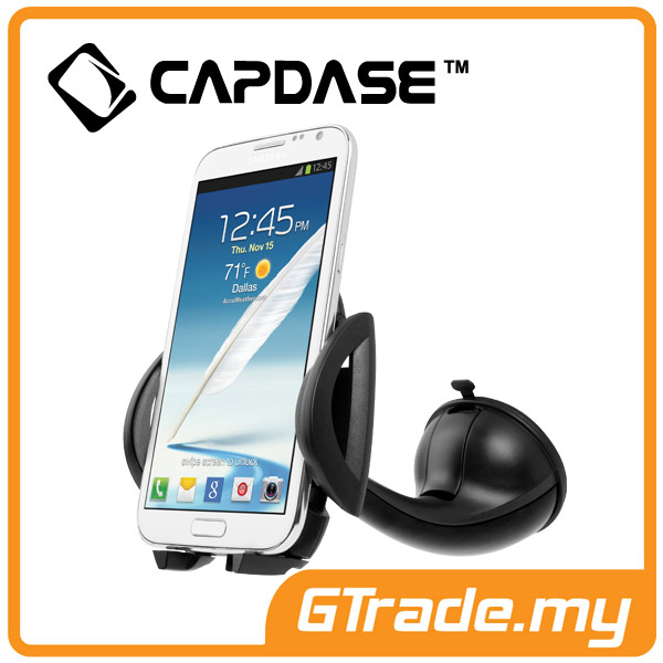 CAPDASE Car Phone Holder BLK HTC 10 One A9 M9+Plus M8 M7 X Butterfly