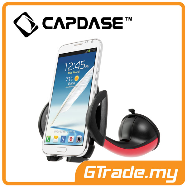 CAPDASE Car Phone Holder Red Oppo R7S F1 Plus Find 7