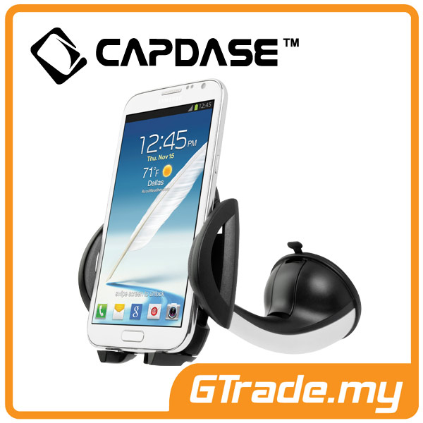 CAPDASE Car Phone Holder WHT Samsung Galaxy Note 5 4 3 2 S7 S6 Edge S5