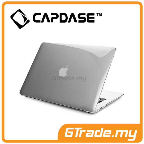 CAPDASE Crystal Case | Apple MacBook Air 13' - Clear Black