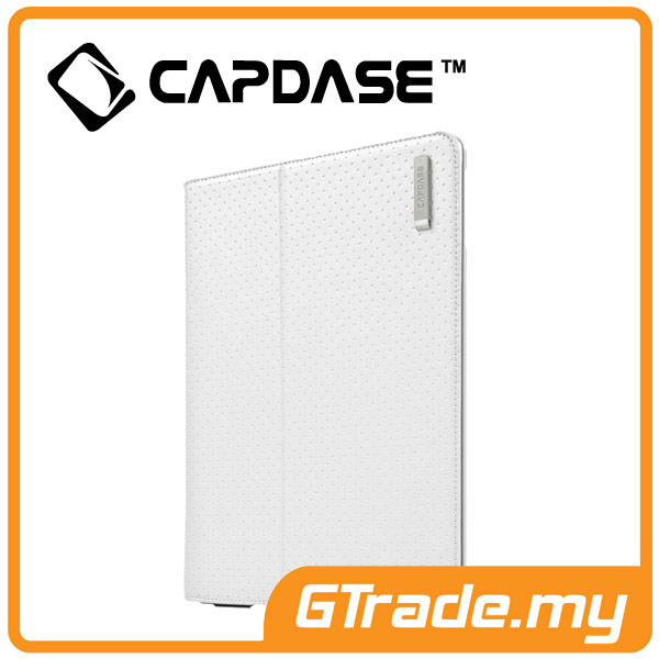 CAPDASE Folder Case Folio Dot | Apple iPad Air - White